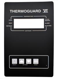 Thermo King Screen Label SL200