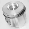 Piston with Rings Std
