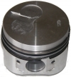 Piston Assy Std Rings Included